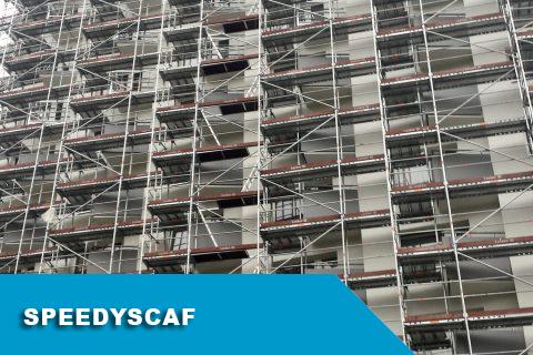 SpeedyScaf frame scaffolding