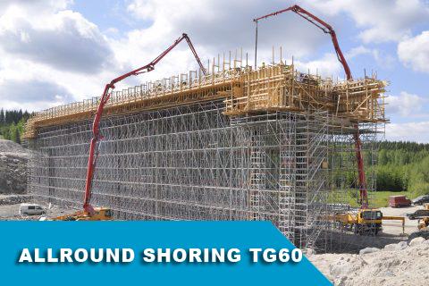 Allround Shoring TG60