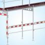 Platforma – laiptai, 0,64m, aliuminis