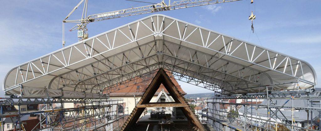 Namo stogo renovacija